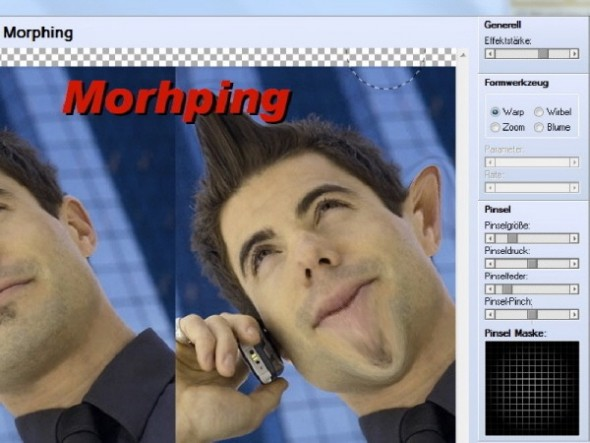 Bildbearbeitungsprogramm fuer Windows 8