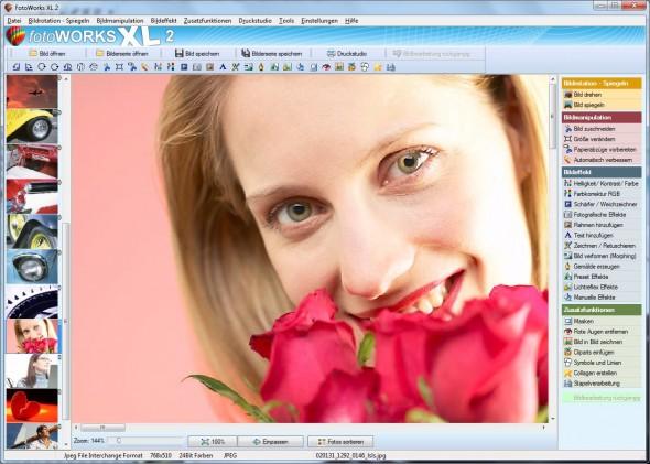 deutsches Bildbearbeitungsprogramm kostenlos