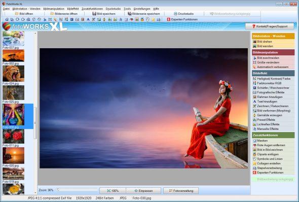 Fotocollagen erstellen